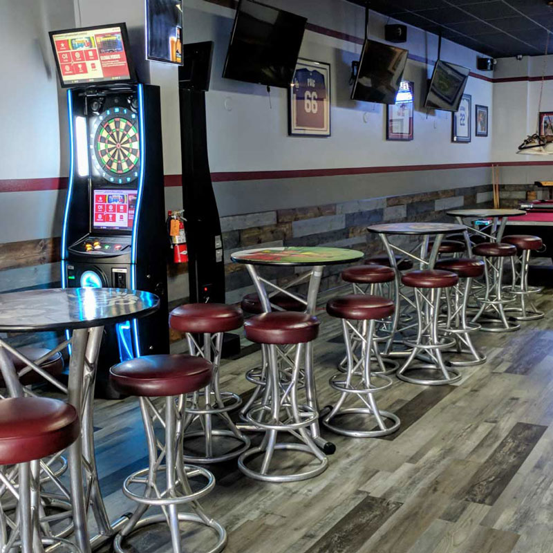 Bring your Friends To Rude Dogs In Covina For A Hot Game Of Darts!